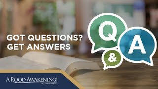 Is Divorce a Sin? - Q&A with Michael Rood & Nehemia Gordon