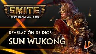 Revelación SUN WUKONG - Dioses de SMITE LATINO