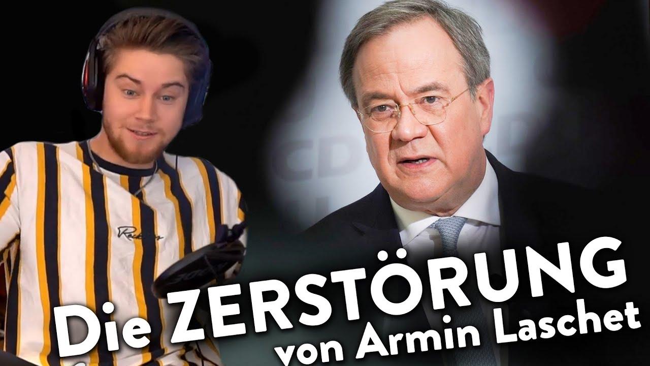 """TJ reagiert auf """"Die Zerstörung von Armin Laschet"""""""