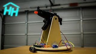 How to Make a Raspberry Pi Motion Tracking Airsoft