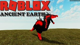 ROBLOX Ancient Earth - BLOOD DODO UPDATE! + Some gameplay!