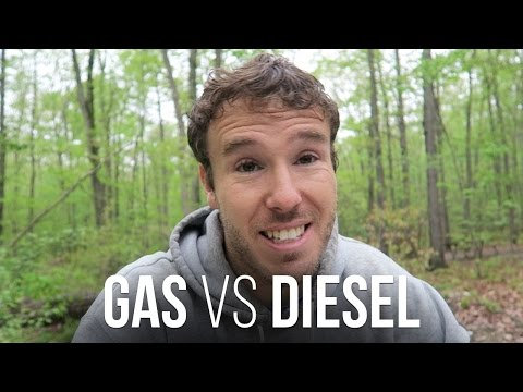 Gas vs Diesel Motorhome - Driving Our Gas Motorhome DOWN Skyline Drive in Shenandoah National Park