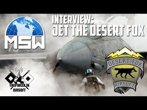 Jet the Desert Fox and the low down on MilSim West's Jump to Crimea