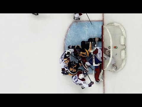 Malkin bowls into Price, goal stands after interference review
