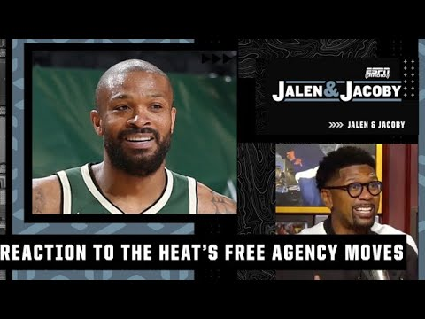 The Heat's free agency moves gives Pat Riley one last run at a title contending team - Jalen Rose