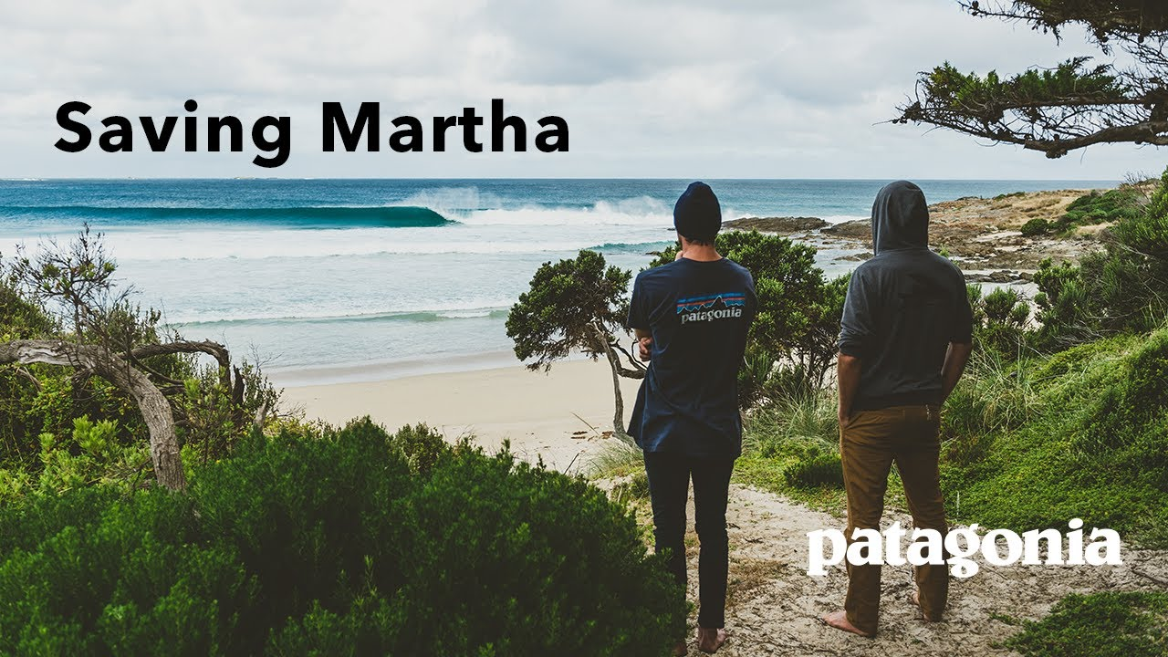 Film:  Saving Martha | Keeping King Island Free From Fish Farms - by Patagonia