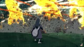 Naruto Shippuden Ultimate Ninja Storm 4 - Ultimate Madara Uchiha Moveset Mod (1440p)