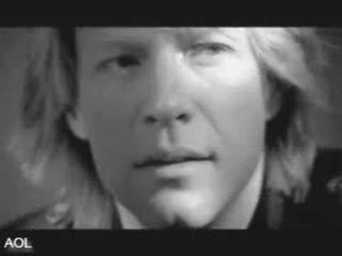 Bon Jovi - Letting you go
