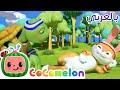 Cocomelon Arabic - The Tortoise & the Hare   أغاني كوكو ميلون بالعربي   اغاني اطفال   يتباهى الأرنب