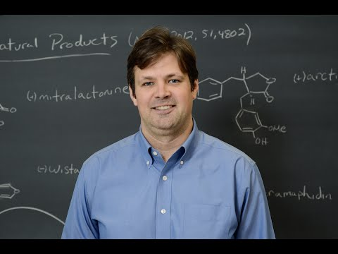 Chemist William Dichtel, 2015 MacArthur Fellow - YouTube