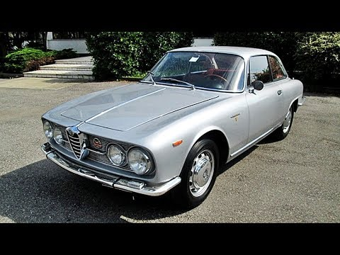 alfa romeo 2000 sprint, model year 1961 - youtube