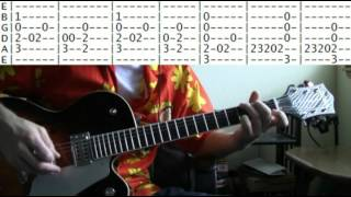 Learn to play electric guitar lessons online for how ring of fire by johnny cash tab book available here http://amzn.to/2yvsfbf (affiliate)all my jo...