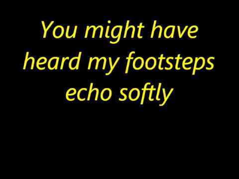 Elusive Butterfly  Bob Lind with Lyrics