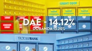 Credit de Consum Negarantat | Victoriabank