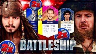 FIFA 18: SPECIAL Battleship Wager geht schief ... 😂😂