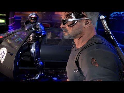 MK11 : RoboCop Vs Terminator All Intro Dialogues