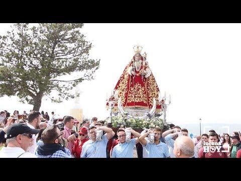 VÍDEO: Peregrinación al Santuario de Aras con motivo del año jubilar del Sagrado Corazón
