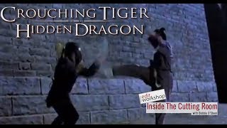 Editor Tim Squyres, ACE Compares Pacing In Crouching Tiger, Hidden Dragon & Sense & Sensibility