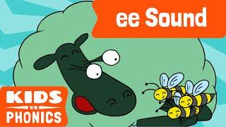 ee   Fun Phonics   How to Read   Made by Kids vs Phonics