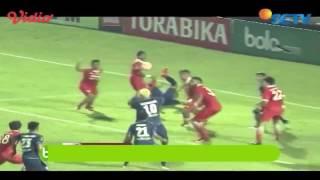 Highlights Arema FC Vs Persija [1-1] Piala Presiden 10/02/2017