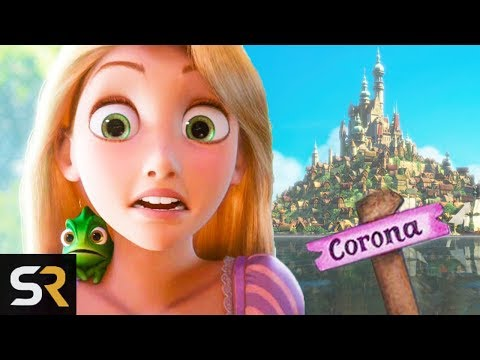 10 Crazy Disney Theories That Are Too Real To Ignore