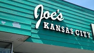 Joes Kansas City BBQ Review
