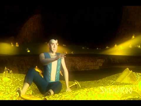 popular-animated-drama-scenes---alibaba---ali-uncovers-treasure-cave