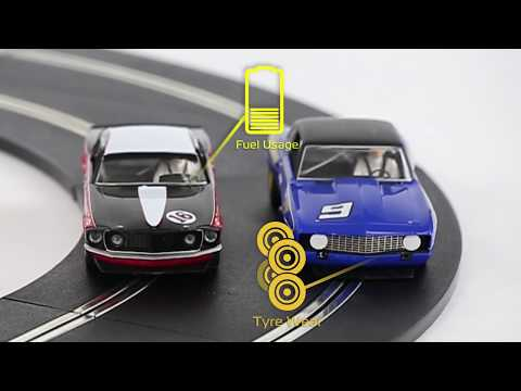 Scalextric | ARC ONE AMERICAN CLASSICS SET - C1362