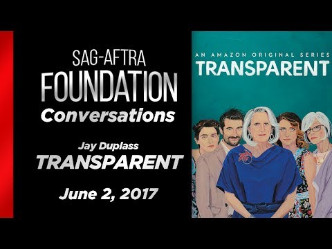 Conversation with Jay Duplass of TRANSPARENT
