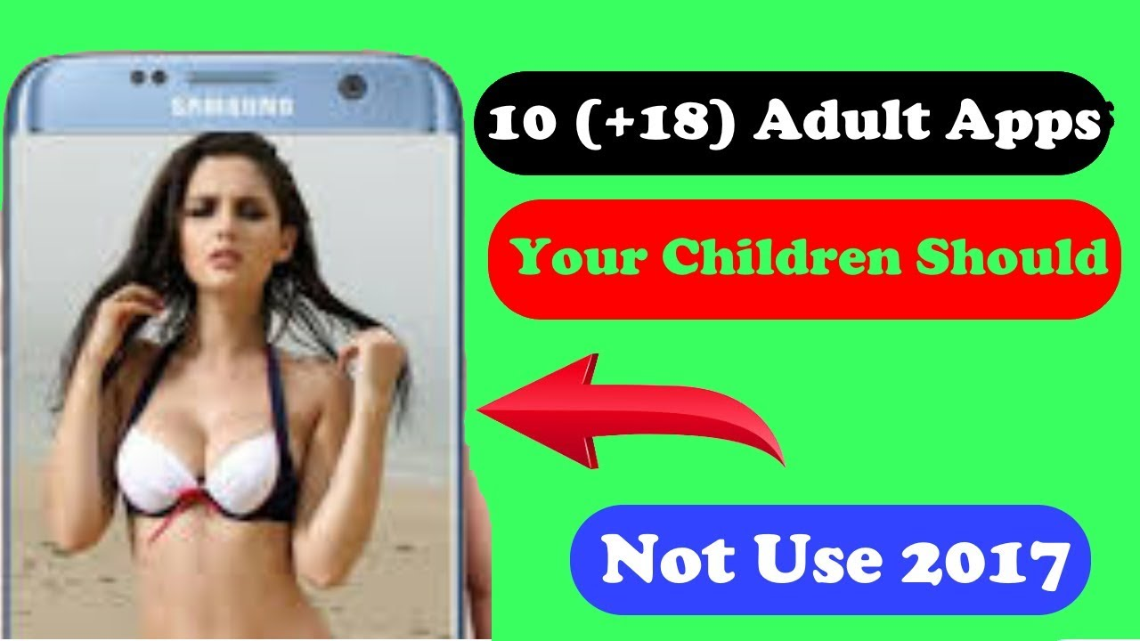 The best adult apps