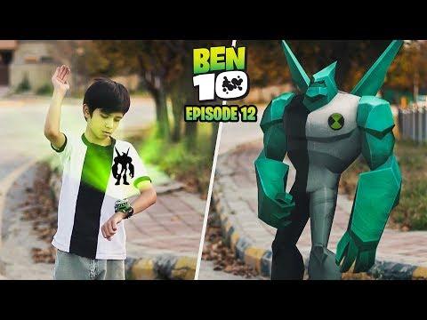 Ben 10 Transformation in Real Life Episode 12 | A Short film VFX Test