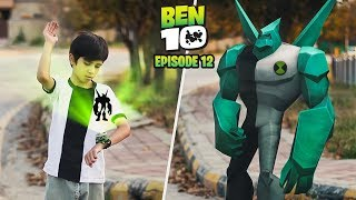 Ben 10 Transformation in Real Life Episode 12 | A Short film VFX Test
