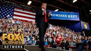 Trump's re-election could be in trouble if economy wavers