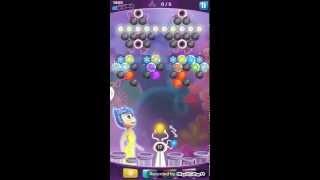 Как пройти 113 Головоломка: шарики за ролики? Disney Inside Out Thought Bubbles - Level 113