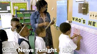 YouTube動画:This Principal Figured Out How To Get Kids Excited For School (HBO)