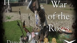 11- War of the roses ¡Pedazo de escenarios! // Gameplay Español