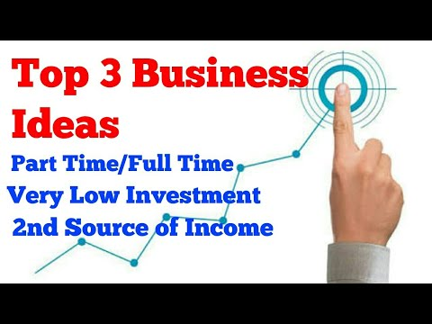 Top 3 Part Time Or Full Business Ideas With Very Low Investment In India Hindi 01