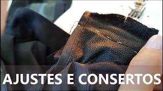 Ajustes e consertos: como apertar o cós de uma calça