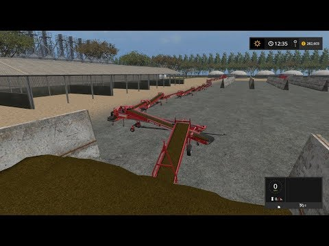 Farming simulator 17 Timelapse Australian x16 Map Broad acres Ep#31