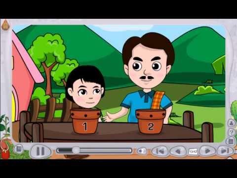 สื่อการเรียนรู้แท็บเล็ต ป.2 วิชา วิทยาศาสตร์ เรื่อง ปัจจัยในการเจริญเติบโตของพืช