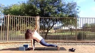 EXOS 30-min Flow Yoga with Michelle