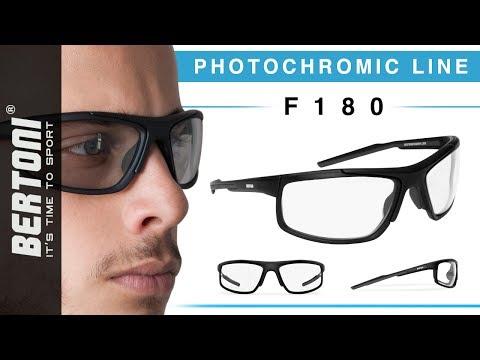 f0ba9eeb8d6 F180 Sports Photochromic Sunglasses Cycling Ski Running antifog multilens