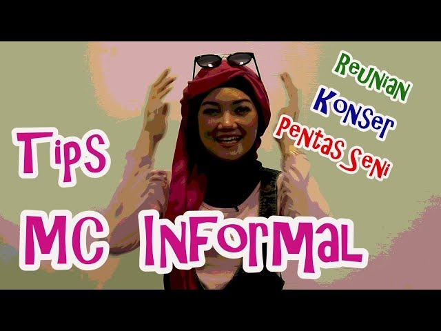 Tips MC Informal