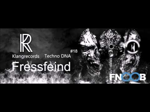 Techno DNA by Klangrecords #18 - Fressfeind (FNOOB Techno Radio)