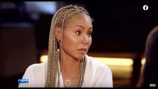 JADA PINKETT SMITH ADMITS THERE WAS A TIME WHEN DAUGHTER WILLOW'S TEARS WERE 'SO OFFENSIVE' TO HER