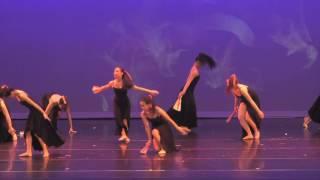 OAEC《東方印象2016》現代舞‧紅與黑