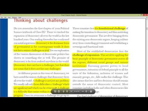 Class 10 Civics:-Challenges to democracy Lecture 2