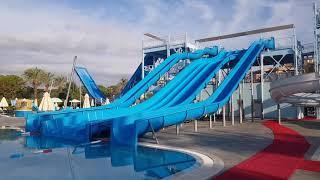 Турция Белек Отель Aquaworld Belek by MP Hotels 5 Обзор аквапарка