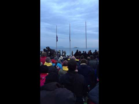 Gallipoli 2015 -  The Last Post