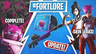 *NEW* Fortnite Update! 9.40 Patch Notes, All Leaks, Map Changes!
